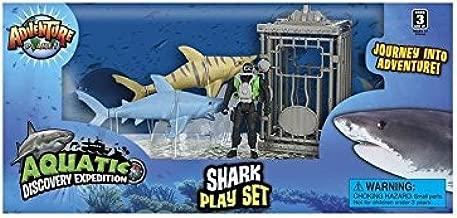 Shark Attack Figure Playset