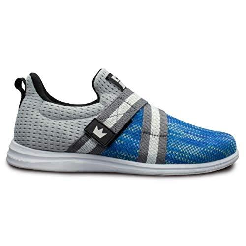 Brunswick Versa Blue/Silver Ladies Size 9
