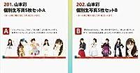 NMB48 山本彩 卒業コンサートSAYAKASONIC~さやかささやかさよならさやか~会場限定 個別生写真5枚セット10枚 ABセット ホビーアイテム