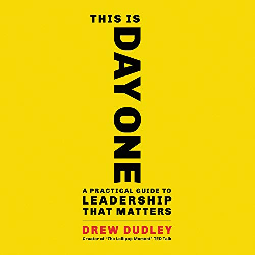 This Is Day One Audiobook By Drew Dudley cover art