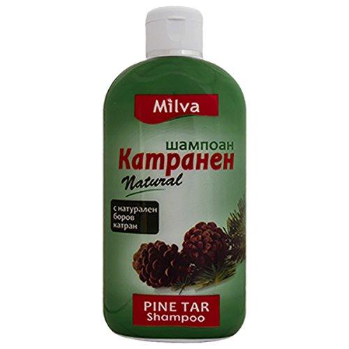 Kiefer Teer Shampoo Natur Milva