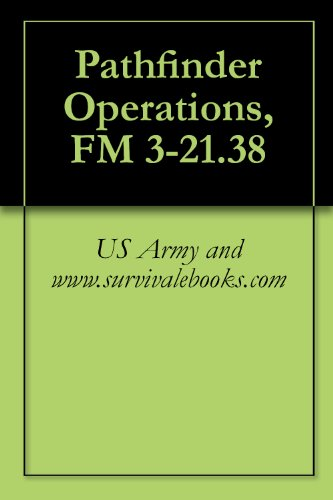 Pathfinder Operations, FM 3-21.38 (English Edition)