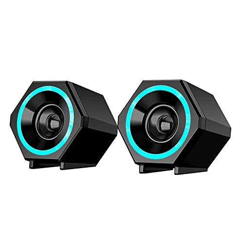 Barra De Sonido Canales Tecnología Subwoofer Incorporado Soporte Óptico USB Diseñado para Cine En Casa Mini Barra (Color : Bluetooth Version)