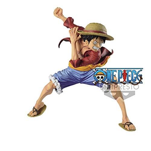 Banpresto - Figur One Piece - The Monkey D Luffy Maximatic 17cm -
