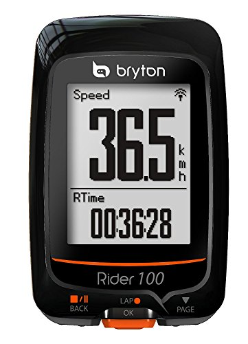Bryton Rider 100E - Ordenador de ciclismo con GPS