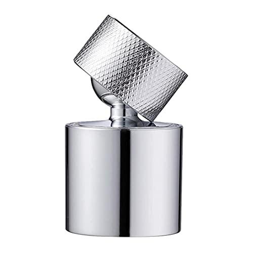 biteatey - Grifo Giratorio 360°, Cabezal de pulverización, Grifo móvil, Filtro de Ahorro de Agua, protección contra Salpicaduras