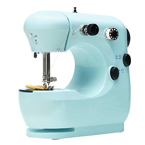 Affordable Tweippy Mini Electric Sewing Machine Household Electric Mini Multi-Function Small Manual ...