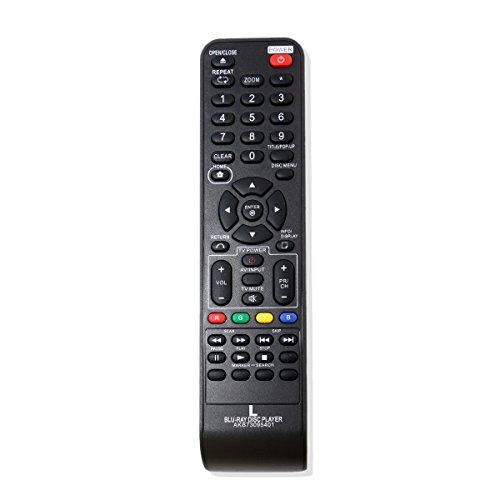 Neue Fernbedienung AKB73095401Für LG BD550BD555bd611Blu-ray Disc DVD-Player