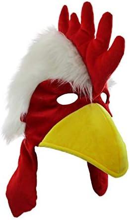 Chicken head costume _image0