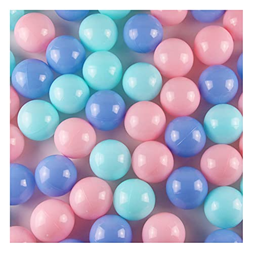 Beifeng Colorido espesar las bolas del océano multiusos tienda piscina juguetes bolas grandes regalos para los niños