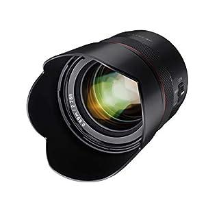 Rokinon AF 75mm F1.8 Compact Auto Focus Telephoto Lens for Sony FE Mount, Black (IO75AF-E) (B087XZF1XK)   Amazon price tracker / tracking, Amazon price history charts, Amazon price watches, Amazon price drop alerts