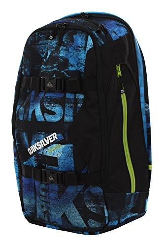 Quiksilver Herren Snow Tasche Oxydized 20 AOP M, Leftover Blue, 10 x 30 x 40 cm