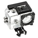 Dswe SJ4000 Carcasa Impermeable Accesorios de Buceo SJ4000 cámara Deportiva Accesorios Impermeables Material de PC