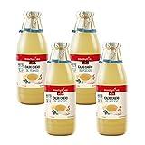 Argal Pontutoke Caldo Casero de Pescado, Pack de 4 Botellas de 1 Litro