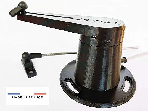 Générique Capteur d'Angle de Barre pour Pilote Automatique (Compatible Raymarine) - 4.7Kohm
