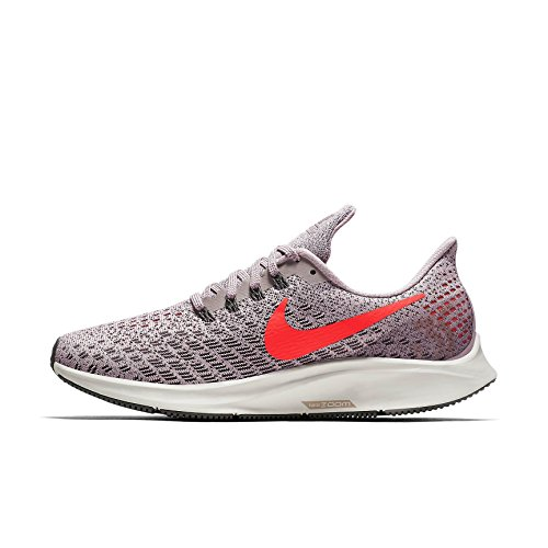 Nike Womens Pegasus Fabric Low Top Lace Up Fashion Sneakers, Grey, Size 7.5