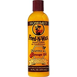Howard Products FW0016 Wood Polish And Conditioner Review
