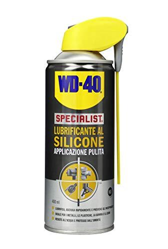 WD-40 39377 Lubricante Silicona, 400 ml