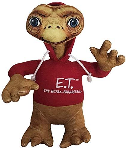 E.t. - Gosh Designs E.T. Der Außerirdische Mit Rotes Sweatshirt 20cm Plüsch Universal Studios