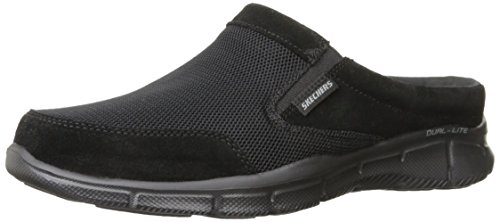 Skechers Equalizer- Coast To Coast Schwarz Leder