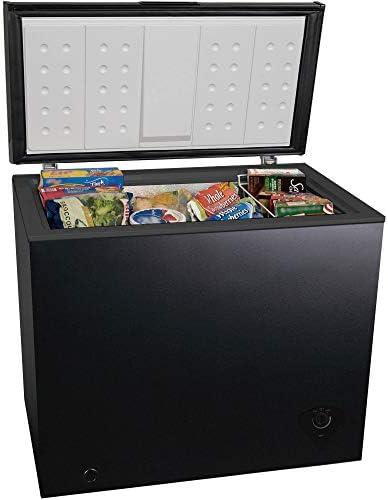Arctic King ARC070S0ARBB 7 cu ft Chest Freezer Black product image