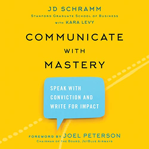 Communicate with Mastery cover art