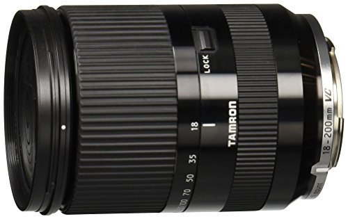 Tamron AFB011EM700 18-200mm Di III VC IS Zoom Lens for Canon EOS-M