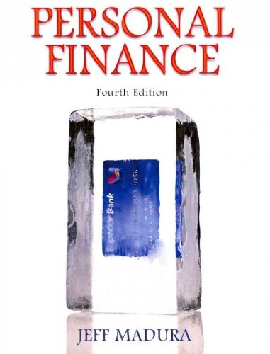 Personal Finance and Write Down the Money Package (4th...