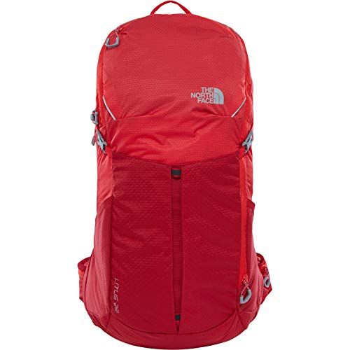 The North Face T92ZDY1SW. SM Mochila, Unisex Adulto, Litus 22-Rc Ragered/Hgrskrd, Talla Única