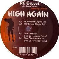 High Again [12 inch Analog]
