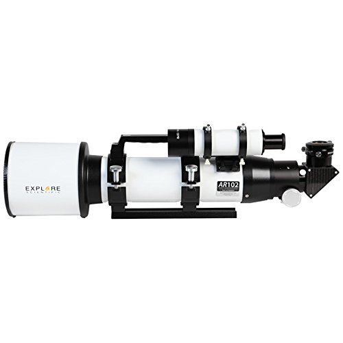102mm Aluminum Tube Achromatic Refractor