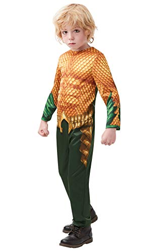Rubie' s ufficiale DC Aquaman The Movie, Childs costume – Età 9 – 10 anni