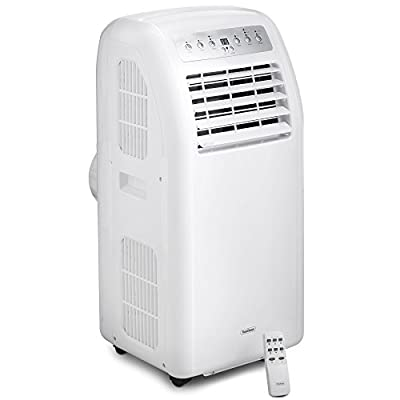 VonHaus Portable Air Conditioner – 9,000 BTU – A-Class Energy Rated - Remote Controlled Unit – Oscillation – Timer & Sleep Mode