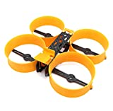 Readytosky Donut 140mm FPV Racing Drone Frame Carbon Fiber 3 inch Quadcopter Frame Kit H Type with 3D Print Parts