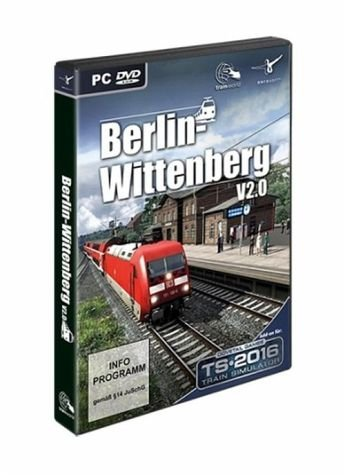 Train Simulator 2016 - Berlin-Wittenberg V 2.0 (Add-On) - [Edizione: Germania]