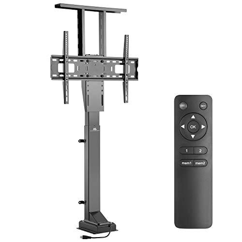 Maclean MC-866 Elektrisch höhenverstellbare TV Halterung zum Einbau 37-65