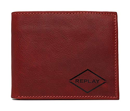 Replay Herren FM5201.000.A3178, 243 Gloss RED, UNIC