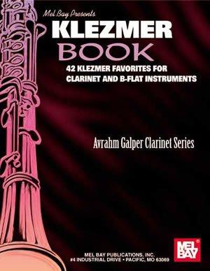 Klezmer Favourites(42) Bes - Clarinet - Book