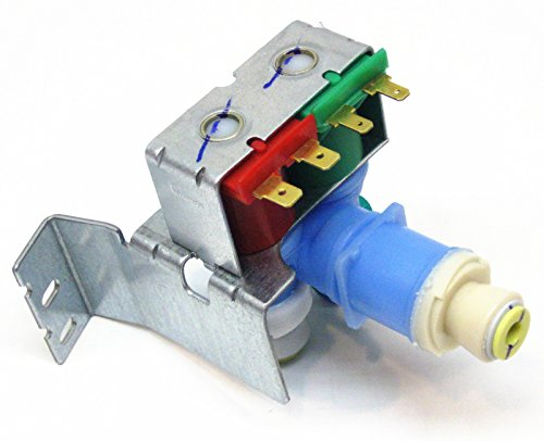 For IMV708 for W10408179 Whirlpool Kitchenaid Kenmore Refrigerator Water Valve--Generic Aftermarket Part
