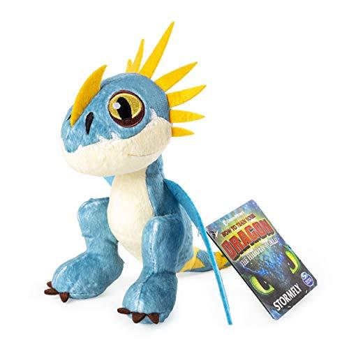 Dragons Drachenzähmen leicht gemacht Silberpfeil Plüschdrache Stormfly DreamWorks Filmfigur