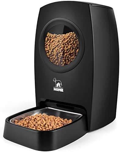 HICTOP Automatic Pet Feeder Auto Cat Dog Timed Programmable Food Dispenser Feeder for Medium product image