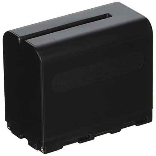 Neewer® fotocamera videocamera 7.2 V 6600 mAh agli ioni di litio di ricambio per Sony np-f970