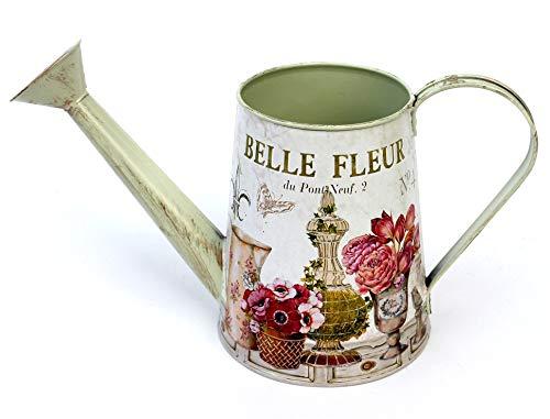 Ambiente huis gieter deco metaal 74511 metalen kan fleur decoratieve kan retro vintage tuindecoratie planten pot metalen gieter