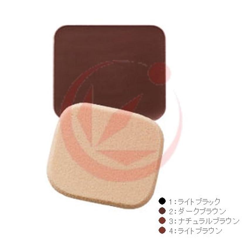 ファンシー先例適用済みイリヤ 彩(いろどり) ヘアファンデーション 13g 詰替用 パフ付 ダークブラウン