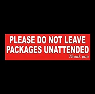 Yilooom Please Do Not Tap On Glass Business Sticker Sign, Pet Store, Aquarium, Animals
