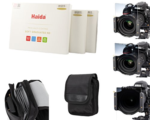 Haida Pro II MC óptico de 150 mm x 100 m...