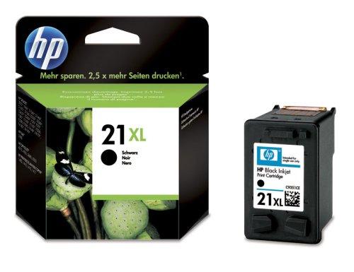 HP 21XL schwarz Tintenpatrone