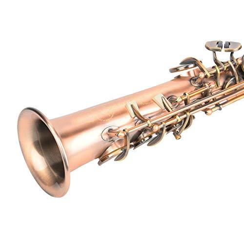 Sopransaxophon Professional für den professionellen Einsatz und den Heimgebrauch