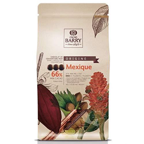 Galets de Chocolats - Mexique Noir 66{c444770eb08c66424ad25dd5668fbc781fba03c323f01167a38bd45bf0d172de} 1kg