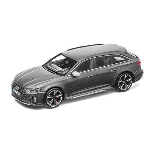 Audi RS 6 Avant 1:43 Daytonagrau matt